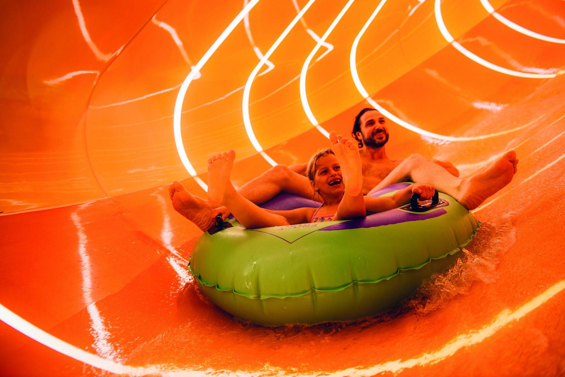 X-Tube der Sylter Welle
