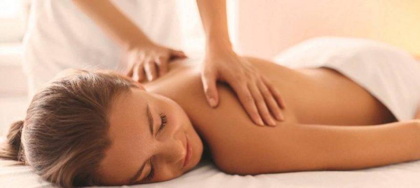 Relaxmassage im Syltness Center