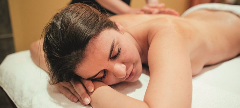 Honigmassage im Syltness Center
