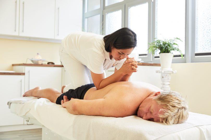 Thaimassage im Syltness Center