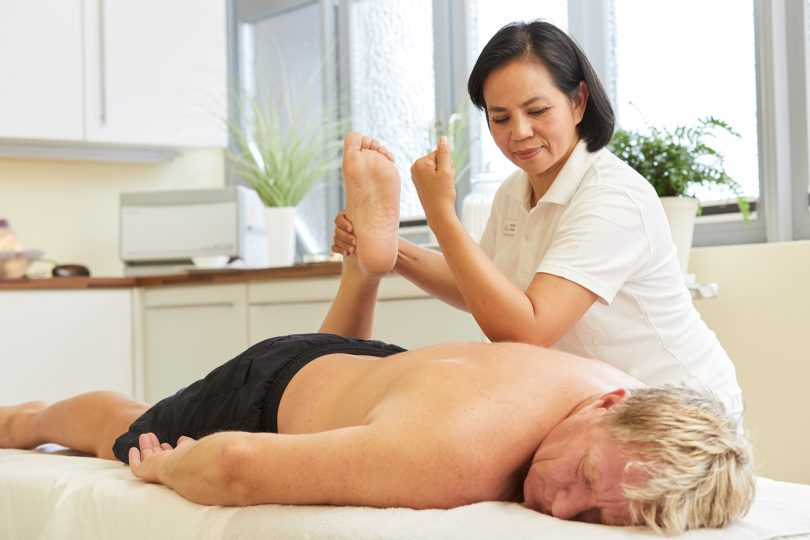 Thai Massage im Syltness Center