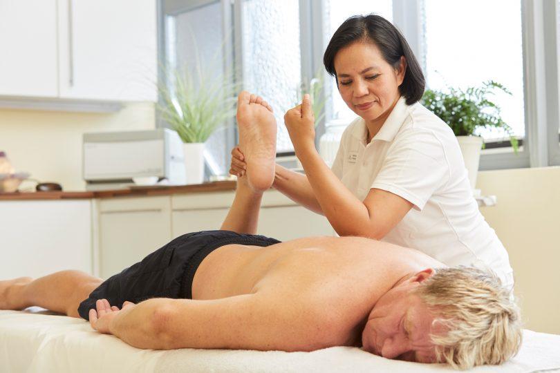 Thai Massage im Syltness Center